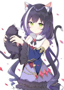 Rating: Safe Score: 20 Tags: animal_ears kyaru_(princess_connect) neko nekomimi paaru princess_connect princess_connect!_re:dive tail User: Mr_GT