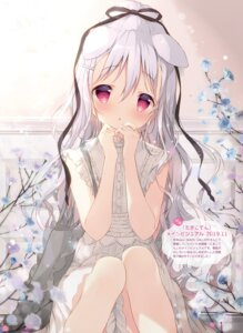 Rating: Questionable Score: 22 Tags: animal_ears dress shiratama User: Twinsenzw