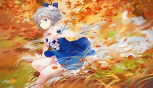 Rating: Safe Score: 34 Tags: cirno dress jq touhou wings User: Mr_GT