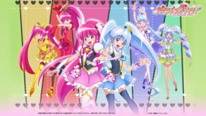Rating: Safe Score: 5 Tags: aino_megumi happiness_charge_precure! jpeg_artifacts pretty_cure satou_masayuki shirayuki_hime_(precure) thighhighs wallpaper User: K@tsu