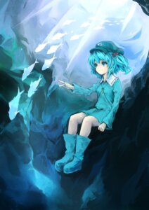 Rating: Safe Score: 29 Tags: chagu kawashiro_nitori touhou User: Mr_GT