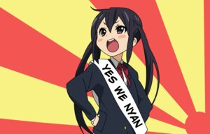 Rating: Safe Score: 18 Tags: k-on! nakano_azusa seifuku vector_trace User: abdulaziz5