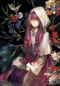 Rating: Safe Score: 13 Tags: nibanmachi_wakai patchouli_knowledge touhou User: itsu-chan