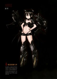 Rating: Questionable Score: 12 Tags: cleavage girls_frontline gun mecha_musume tagme thighhighs User: Radioactive