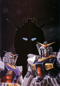 Rating: Safe Score: 5 Tags: char's_counterattack gundam mecha mobile_suit_gundam okawara_kunio zeta_gundam User: Radioactive