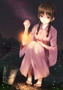 Rating: Safe Score: 90 Tags: paseri yukata User: Nekotsúh
