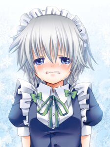 Rating: Safe Score: 6 Tags: irori_kyouka_gekkan izayoi_sakuya jpeg_artifacts touhou User: Radioactive