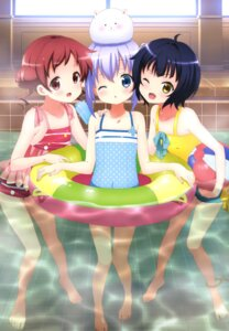 Rating: Safe Score: 78 Tags: feet gochuumon_wa_usagi_desu_ka? jouga_maya kafuu_chino natsu_megumi swimsuits tippy_(gochuumon_wa_usagi_desu_ka?) wet User: drop