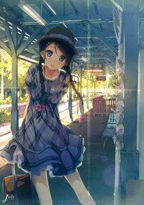 Rating: Safe Score: 134 Tags: calendar dress kantoku miyaguchi_hiromi_(kantoku) User: Hatsukoi