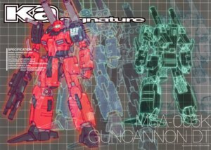 Rating: Safe Score: 4 Tags: crease gun gundam gundam_unicorn katoki_hajime mecha User: Rid