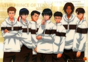 Rating: Safe Score: 2 Tags: akazawa_youshirou fuji_yuuta kaneda_ichirou kisarazu_atsushi male megane mizuki_hajime prince_of_tennis seifuku takuya_nomura yanagisawa_shinya User: charunetra