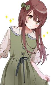Rating: Safe Score: 14 Tags: dress oosaki_tenka the_idolm@ster the_idolm@ster_shiny_colors uyuyu_uyu User: harukishima