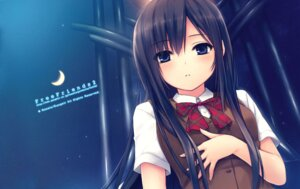 Rating: Safe Score: 74 Tags: coffee-kizoku free_friends noesis seifuku shinozaki_sumire wallpaper User: fairyren