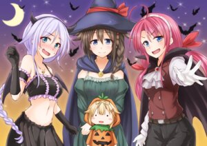 Rating: Safe Score: 36 Tags: anti_(untea9) chibi halloween horns kantai_collection kawakaze_(kancolle) shigure_(kancolle) umikaze_(kancolle) wings witch yuudachi_(kancolle) User: Mr_GT