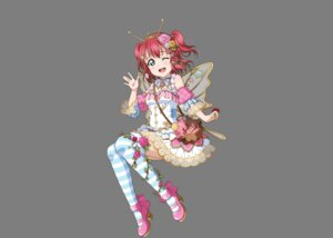 Rating: Safe Score: 16 Tags: heels kurosawa_ruby love_live!_sunshine!! thighhighs transparent_png wings User: saemonnokami