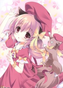 Rating: Questionable Score: 13 Tags: animal_ears dress roritora tagme tail tsukishima_yuuko User: Radioactive