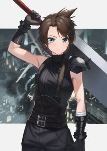 Rating: Questionable Score: 11 Tags: armor cloud_strife cosplay hara_kenshi sword User: Mr_GT