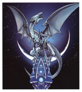 Rating: Safe Score: 11 Tags: blue_eyes_white_dragon kazuki_takahashi monster yugioh User: charunetra