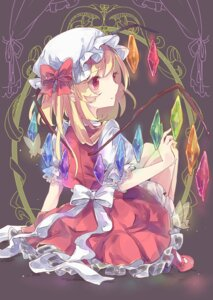 Rating: Safe Score: 26 Tags: flandre_scarlet heels hiyoko_no_tataki touhou wings User: charunetra
