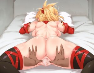 Rating: Explicit Score: 18 Tags: anus ass censored fate/grand_order mordred_(fate) naked nipples pussy thighhighs yoshi_tama User: Mr_GT
