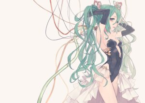 Rating: Safe Score: 49 Tags: hatsune_miku noco vocaloid User: animeprincess