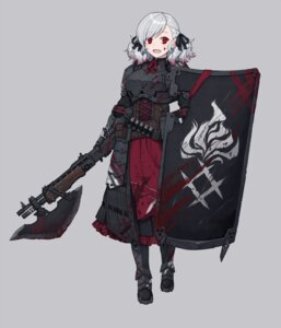 Rating: Safe Score: 38 Tags: armor blood girls_frontline gun spas-12_(girls_frontline) terras weapon User: Mr_GT