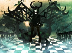 Rating: Safe Score: 17 Tags: black_rock_shooter dead_master huke vocaloid User: charunetra