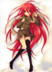 Rating: Safe Score: 42 Tags: ito_noizi overfiltered scanning_resolution seifuku shakugan_no_shana shana thighhighs User: Radioactive