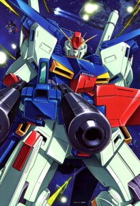 Rating: Safe Score: 2 Tags: gundam gundam_zz mecha zeta_gundam User: drop
