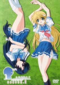 Rating: Safe Score: 7 Tags: hatano_konami seifuku shimazu_wakana _summer User: Radioactive