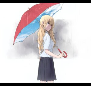 Rating: Safe Score: 27 Tags: haine seifuku umbrella User: Spidey
