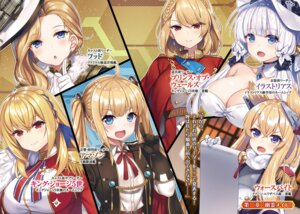 Rating: Questionable Score: 21 Tags: amazon_(azur_lane) azur_lane azur_lane_episode_of_belfast hood_(azur_lane) illustrious_(azur_lane) king_george_v_(azur_lane) prince_of_wales_(azur_lane) raiou warspite_(azur_lane) User: kiyoe