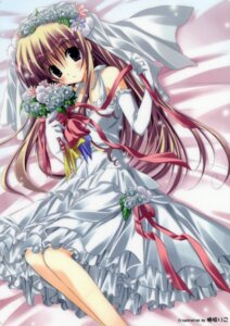 Rating: Safe Score: 36 Tags: dress korie_riko wedding_dress User: admin2
