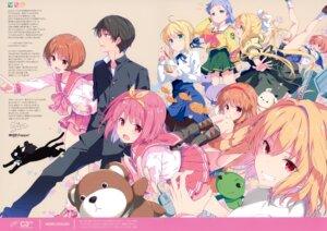 Rating: Safe Score: 20 Tags: air arcueid_brunestud crossover fate/stay_night fujita_hiroyuki kamigishi_akari kamio_misuzu kanon nagaoka_shiho neko ohara_tometa qp:flapper saber seifuku shizuku_(game) to_heart to_heart_(series) tsukihime tsukimiya_ayu tsukishima_ruriko User: Hatsukoi