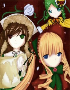 Rating: Safe Score: 1 Tags: heterochromia kanaria rozen_maiden screening shinku suiseiseki tagme User: charunetra