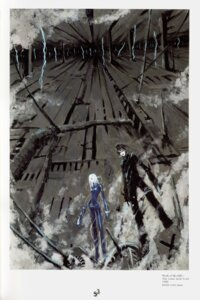 Rating: Safe Score: 4 Tags: blame! bodysuit cibo gun killy tsutomu_nihei User: Umbigo