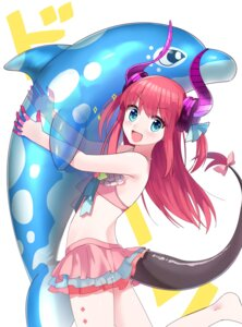 Rating: Safe Score: 36 Tags: bikini fate/extra fate/extra_ccc fate/grand_order fate/stay_night horns lancer_(fate/extra_ccc) sakana_(14894735) see_through swimsuits tail User: JediJaina
