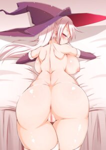 Rating: Explicit Score: 57 Tags: anus ass censored nabe. naked nipples pussy thighhighs witch User: mash