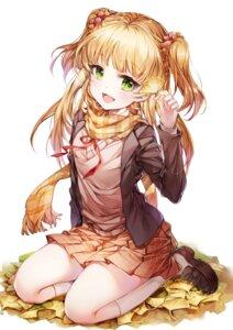 Rating: Safe Score: 39 Tags: jougasaki_rika seifuku soen sweater the_idolm@ster the_idolm@ster_cinderella_girls User: Dreista