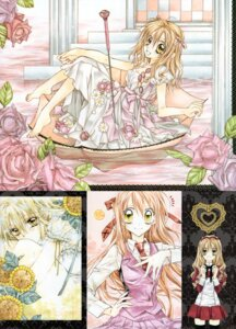 Rating: Safe Score: 5 Tags: dress otomiya_haine shinshi_doumei_cross tanemura_arina User: syaoran-kun