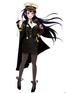 Rating: Safe Score: 21 Tags: heli-kotohime love_live! pantyhose sonoda_umi uniform User: Ulquiorra93