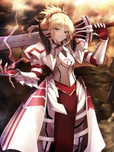 Rating: Safe Score: 34 Tags: armor fate/apocrypha fate/grand_order fate/stay_night mordred_(fate) shiguru sword User: Undead-Kun