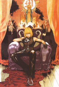 Rating: Safe Score: 8 Tags: death_note male mello obata_takeshi User: Radioactive