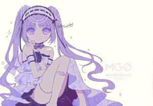 Rating: Safe Score: 30 Tags: dress euryale fate/grand_order matsuda98 matsudastyle User: NotRadioactiveHonest