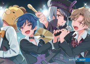 Rating: Safe Score: 4 Tags: eyepatch guitar seifuku shigure_ui tagme User: kiyoe