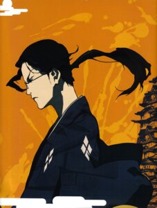 Rating: Safe Score: 9 Tags: jin male samurai_champloo screening User: minakomel