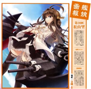 Rating: Questionable Score: 27 Tags: kantai_collection kongou_(kancolle) thighhighs User: drop