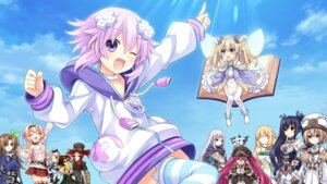 Rating: Safe Score: 14 Tags: blanc breast_hold choujigen_game_neptune chrom cleavage compa firin game_cg histoire if_(choujigen_game_neptune) izuda_surara kamimura_mai neptune noire poofy sweater thighhighs tobihachi_kukei tsunako uniform vert wings yuusha_neptune_sekai_yo_uchuu_yo_katsumoku_seyo!!_ultimate_rpg_sengen!! User: Nepcoheart