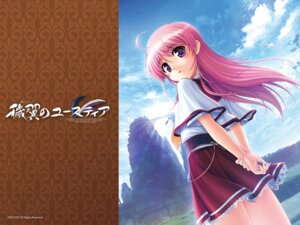 Rating: Safe Score: 10 Tags: aiyoku_no_eustia august bekkankou eustia_astraea seifuku wallpaper User: Devard