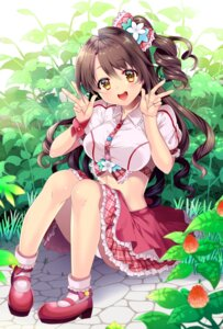 Rating: Safe Score: 55 Tags: heels pantsu shimamura_uzuki the_idolm@ster the_idolm@ster_cinderella_girls uzura User: Mr_GT